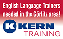 English language trainers needed